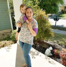 Irma + Jeans and my gal in a Gracie tunic!